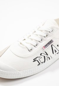 Kawasaki - GRAFFITI SHOE - Matalavartiset tennarit - white - 2