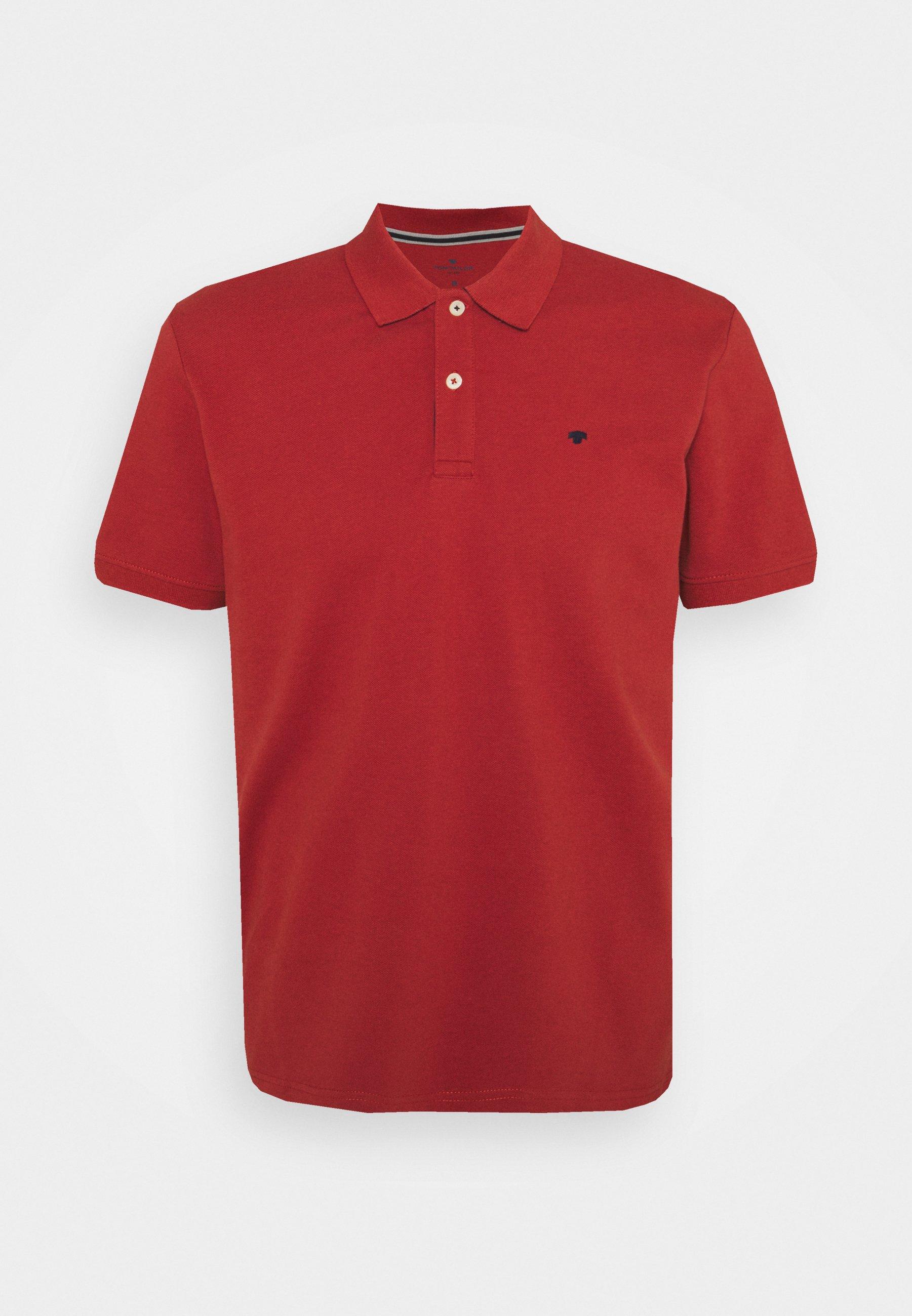 Herren BASIC WITH CONTRAST - Poloshirt