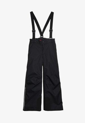 PROXIMA - Zimní kalhoty - black