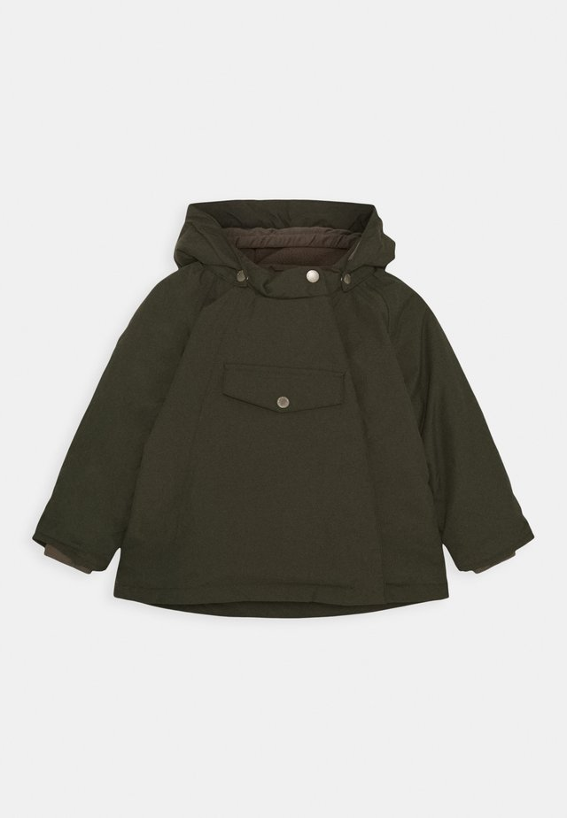 WANG JACKET UNISEX - Vinterjakker - forest night