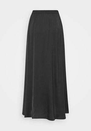 MEA SKIRT - Maxi skirt - black