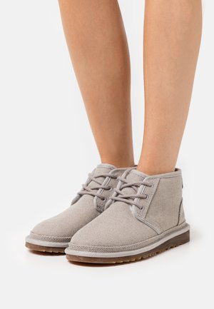 NEUMEL - Bottines à lacets - grey