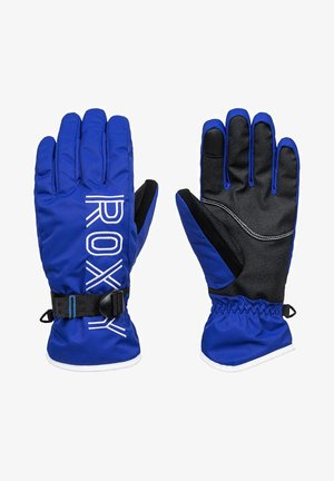 Gloves - mazarine blue