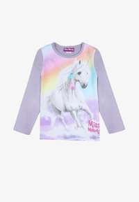 Miss Melody - Long sleeved top - twilight purple - 0