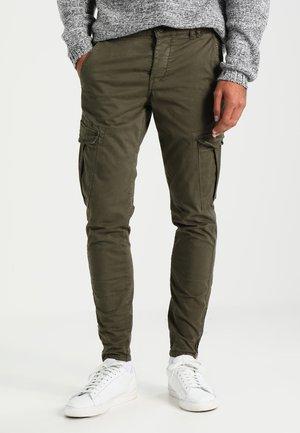 Pantalon cargo - army