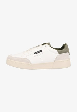 Trainers - wht-grn