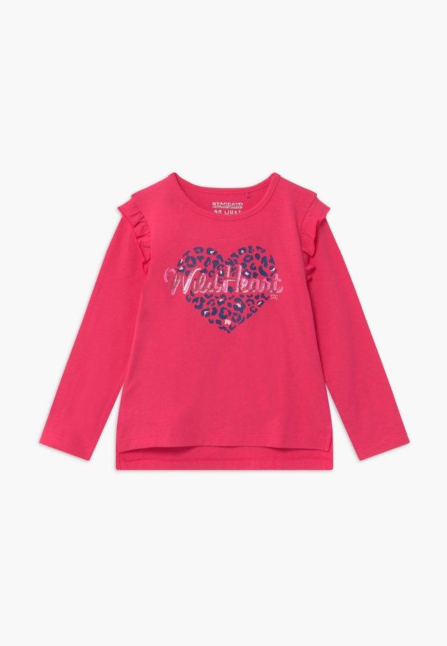 KID - Topper langermet - pink