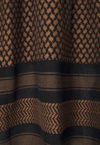 CECILIE copenhagen - JOSEFINE - Denní šaty - black/oak - 7