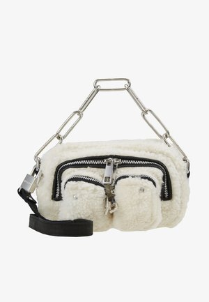HELENA - Handbag - white