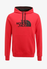 The North Face - DREW PEAK - Mikina s kapucí - red - 5