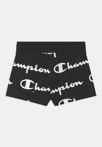Champion - LEGACY AMERICAN CLASSICS UNISEX - Korte broeken - black - 1