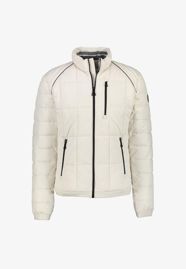 GESTEPPTER BLOUSON - Winter jacket - antique white