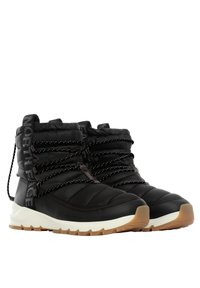 The North Face - W THERMOBALL - Śniegowce - black - 2