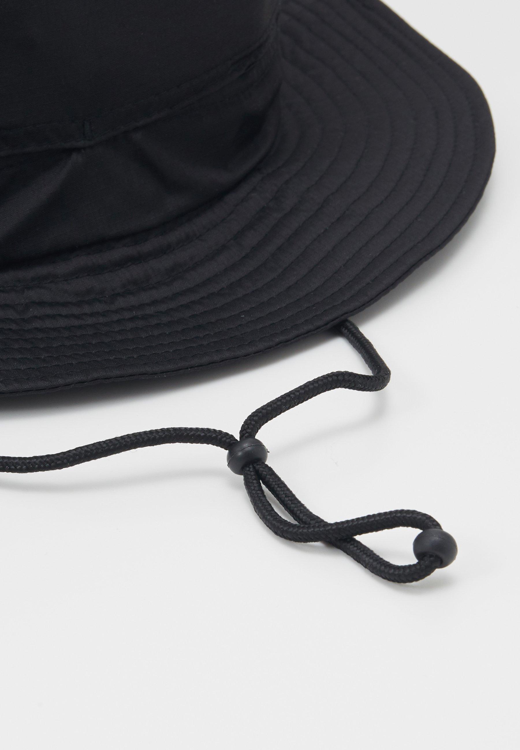Weekday CONNECTED BUCKET HAT - Hatt - black/svart DNBQVgvnCQ8Ft8p