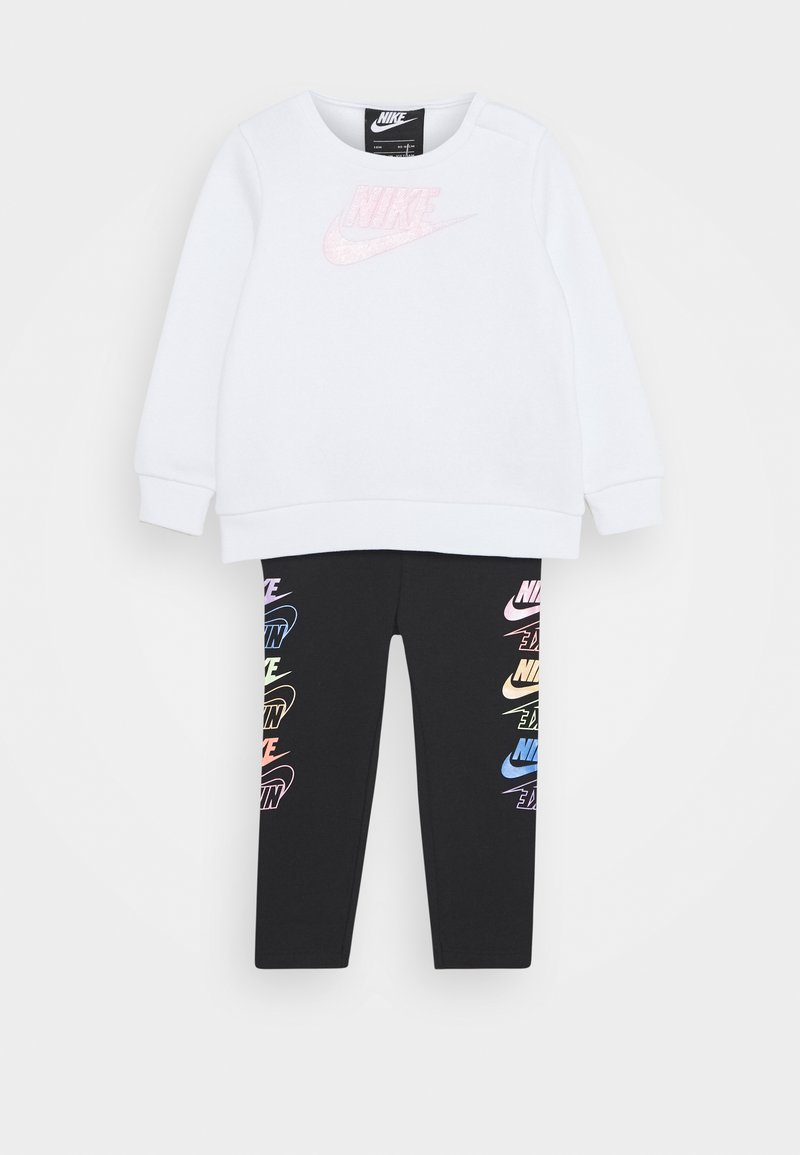 Nike Sportswear - FUTURA STACK SET - Leggings - Trousers - black