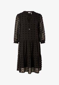 s.Oliver BLACK LABEL - Day dress - black - 5