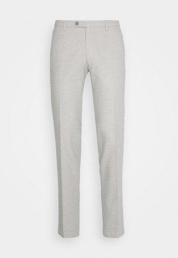 CIBRAVO TROUSER - Trousers - grey/beige