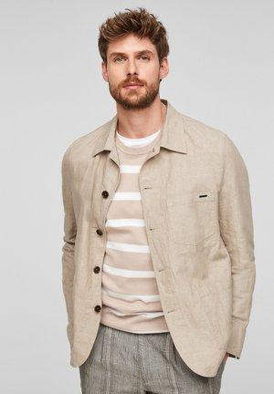 Light jacket - beige melange