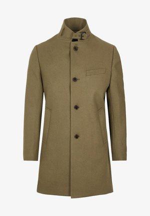 HOLGER COMPACT MELTON  - Classic coat - moss green