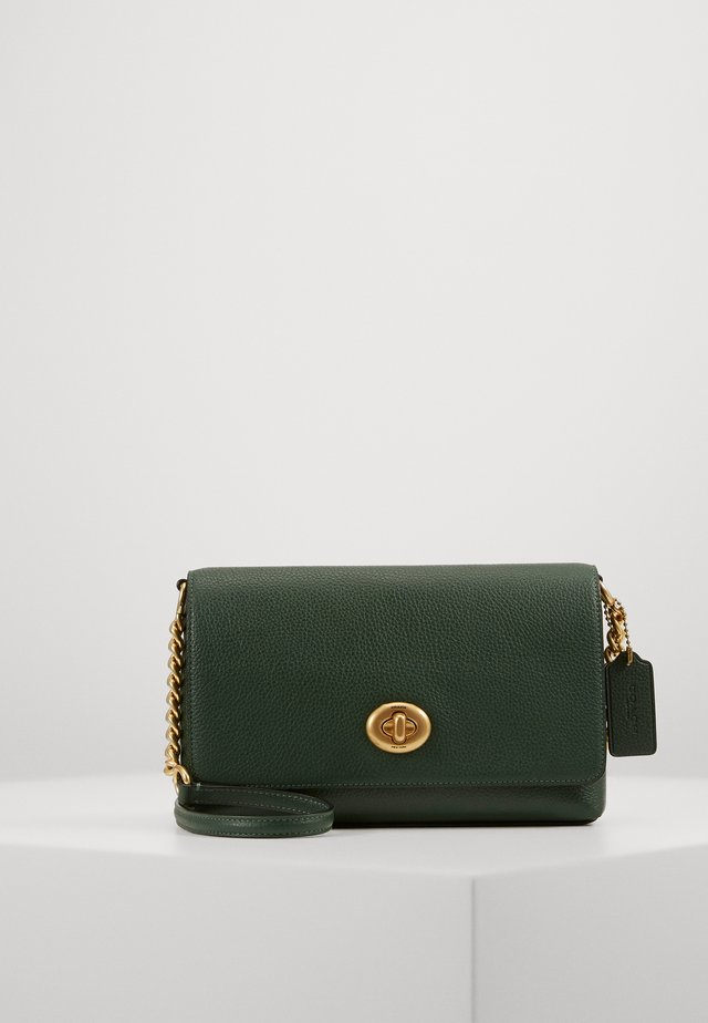 CROSSTOWN CROSSBODY - Schoudertas - everglade