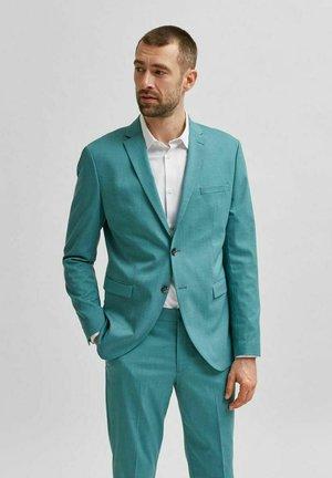 Blazer jacket - greengage