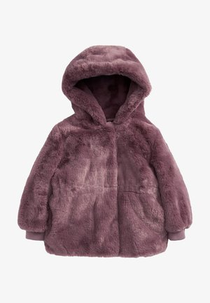Winterjas - purple