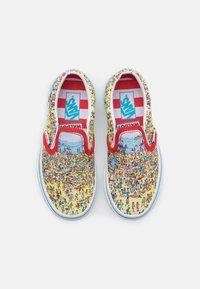 Vans - CLASSIC UNISEX - Sneakersy niskie - yellow/mulitcolor - 3
