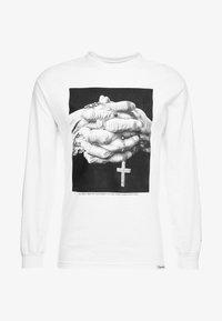 Diamond Supply Co. - MERCY TEE - Langarmshirt - white - 3