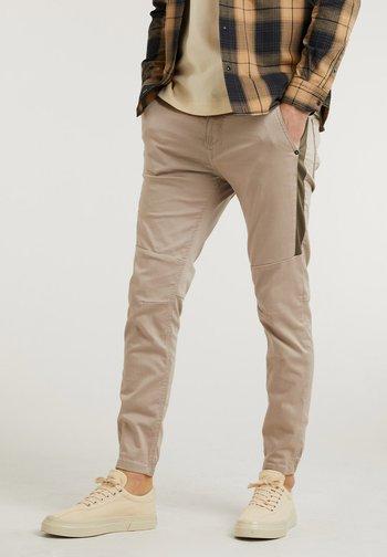 RESA.L MADRID - Trousers - beige