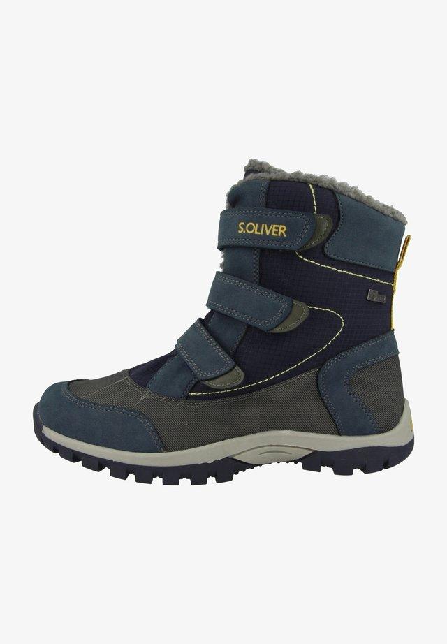 Snowboots  - grey comb (5-46300-25-201)