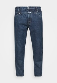 X-LENT TAPERED - Jeans Tapered Fit - mid blue