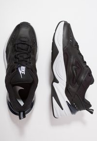 Nike Sportswear - M2K TEKNO - Trainers - black/offwhite/obsidian - 3