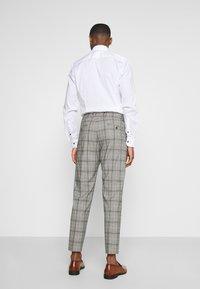 Esprit Collection - CHECK - Oblek - grey - 5