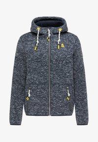 Schmuddelwedda - Light jacket - marine melange - 4