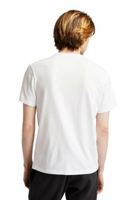 Timberland - SS BRANDED - Print T-shirt - white - 1