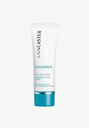 AQUAMILK RICH DAY CREAM - Face cream - -