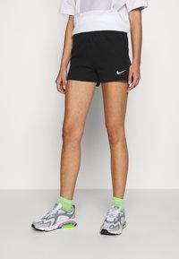 Nike Sportswear - Shorts - black/white - 0