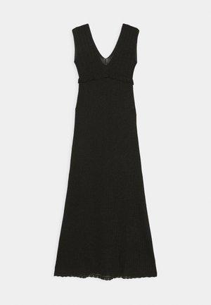 ABITO LUNGOSENZA MANICHE - Vestido de fiesta - black
