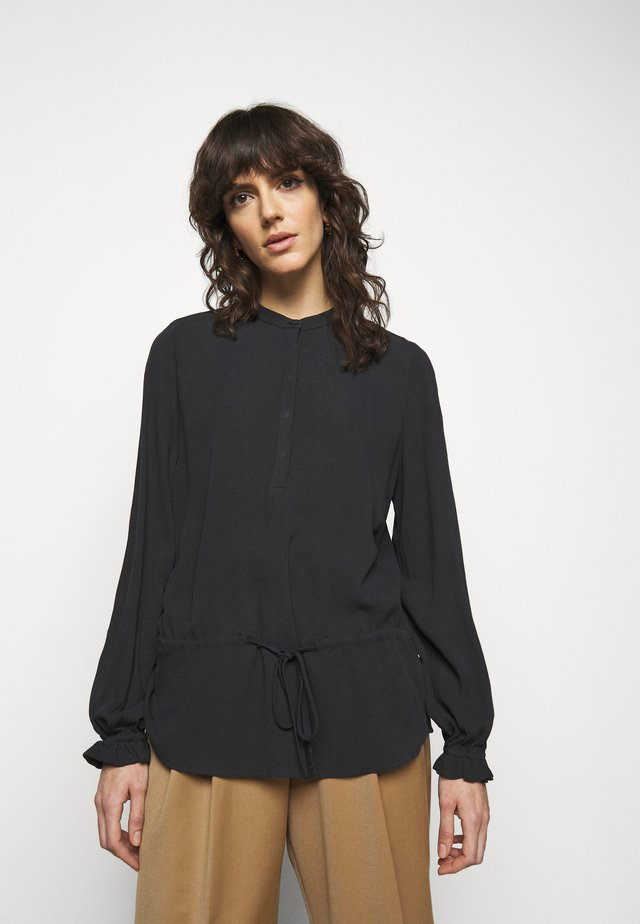 NORI VENETO - Long sleeved top - dark navy
