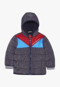 s.Oliver - Zimní bunda - dark blue melange - 0