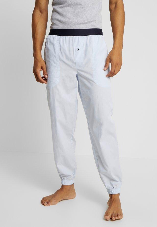 PANTS - Pyjamahousut/-shortsit - blue