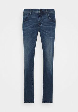 GILMOUR - Skinny džíny - blue denim