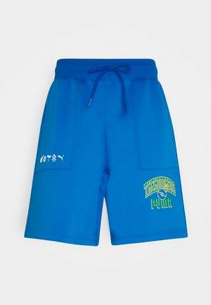 PUMA x THE HUNDREDS - Shorts - olympian blue