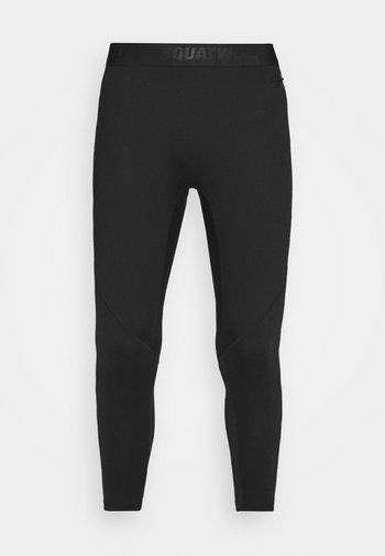 WARRIOR LEGGINGS - Leggings - black