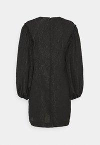 DESIGNERS REMIX - KAPPA SLEEVE DRESS - Cocktail dress / Party dress - black - 10