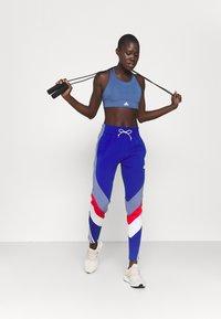 adidas Performance - PANTS - Tracksuit bottoms - bold blue - 1