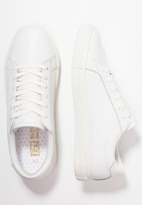 Blend - Matalavartiset tennarit - white - 1