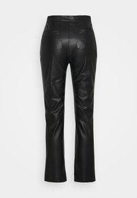 Pinko - TORRONE PANTALONE  - Trousers - black - 7