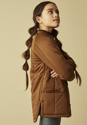 Winter jacket - monks robe