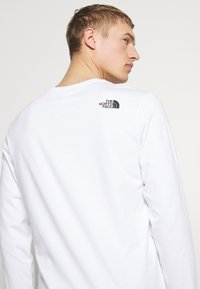 The North Face - MENS GRAPHIC TEE - Langarmshirt - white - 5